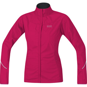 GORE RUNNING WEAR Essential WS Partial hardloopjas Dames roze
